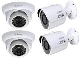 caméras HD CVI
